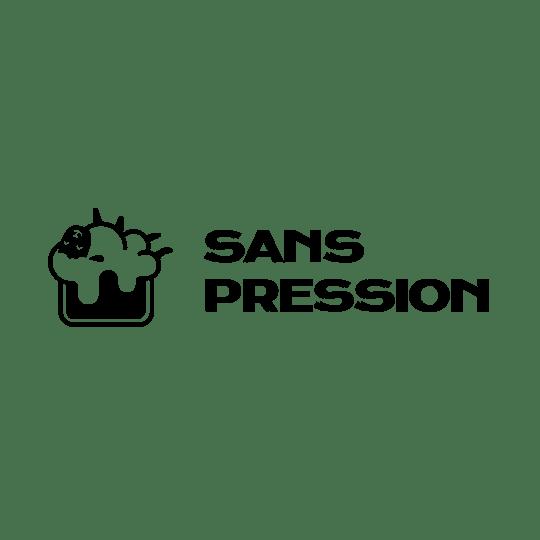 Logo Sans pression