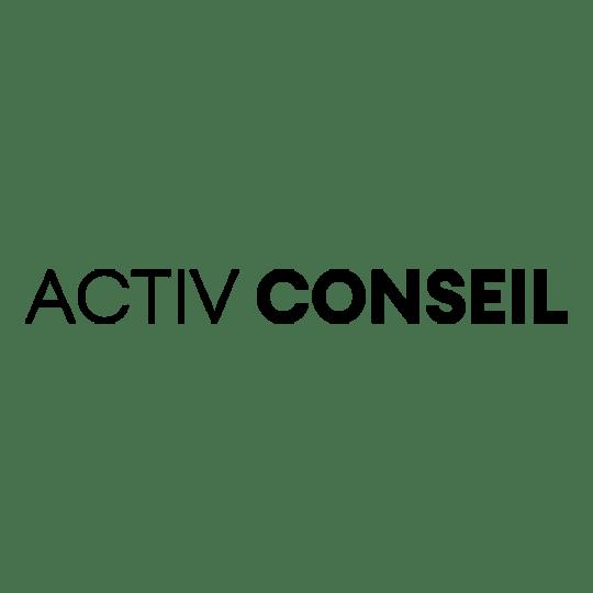 Logo activ conseil