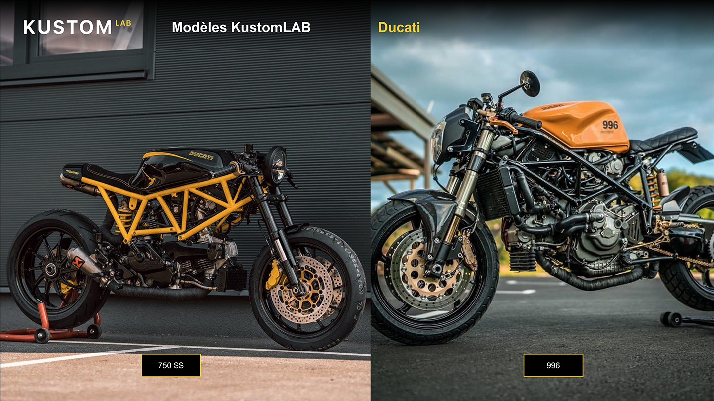 KL Modèles moto 4