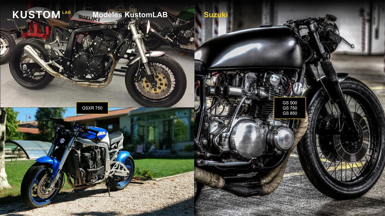 KL Modèles moto 5